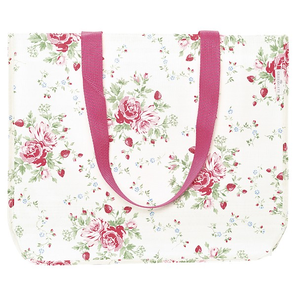 Greengate Mary white Shopper
