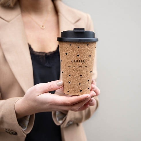 """Bastion Collections Coffee to go Becher """"Coffee"""""""