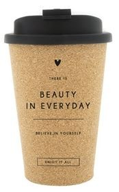"""Bastion Collections Coffee to go Becher """"Beauty"""""""