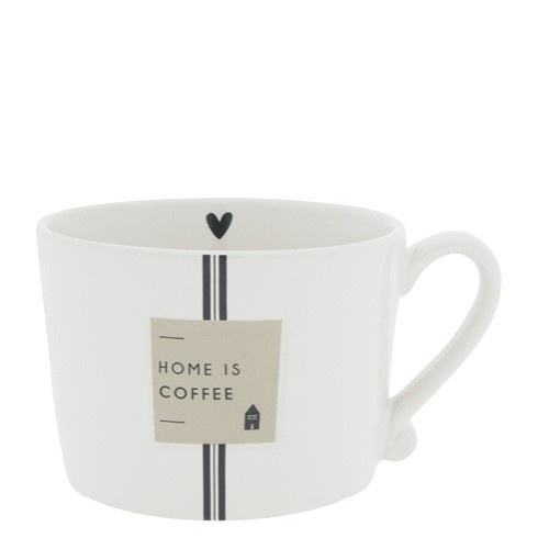 Bastion Collections Tasse Home is Coffee