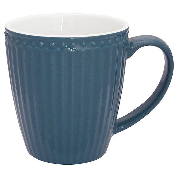 Greengate Alice Ocean Blue Tasse