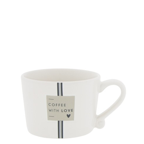 Bastion Collections Tasse Small Coffee with Love