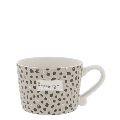 Bastion Collections Tasse Small Confetti Happy You