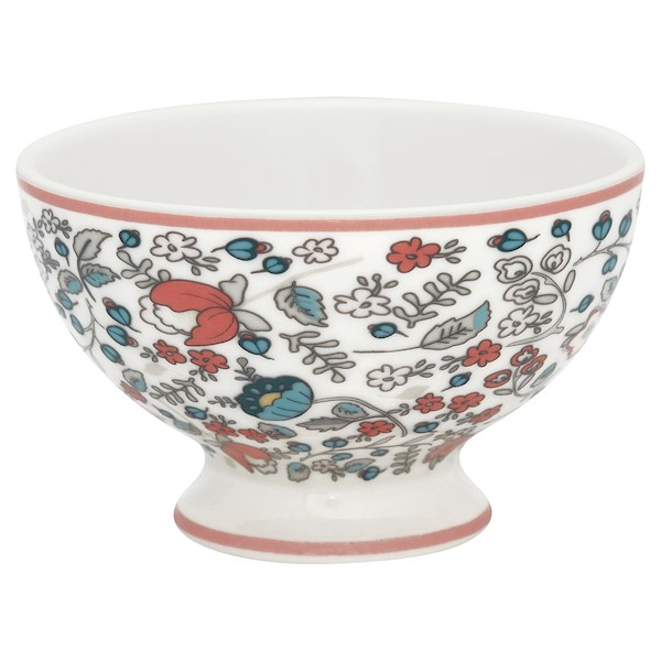 Greengate Miley White Snack Bowl