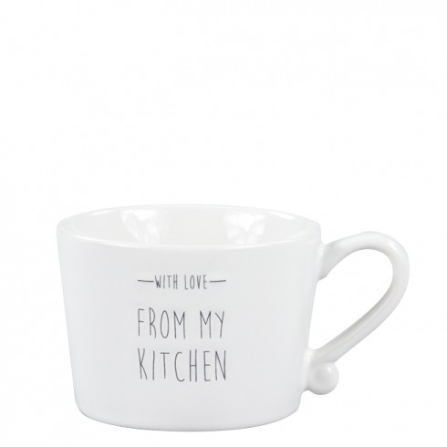 "Bastion Collections Tasse small ""with Love from my kitchen"""